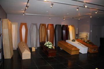 Begrafenisonderneming bij Merksem